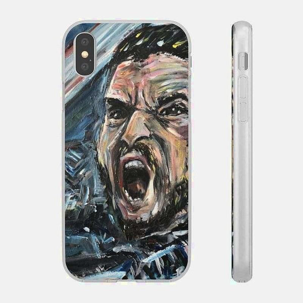 Flexi Cases (Artistic Case by Ryan Karey) - iPhone X - Phone Case