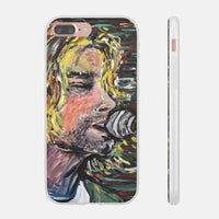 Flexi Cases (Artistic Case by Ryan Karey) - iPhone 7 Plus - Phone Case