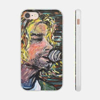 Flexi Cases (Artistic Case by Ryan Karey) - iPhone 8 - Phone Case