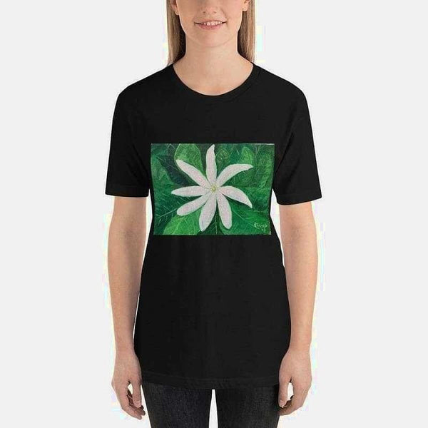 Short-Sleeve Unisex T-Shirt (Artist David Tobias) - Black / XS