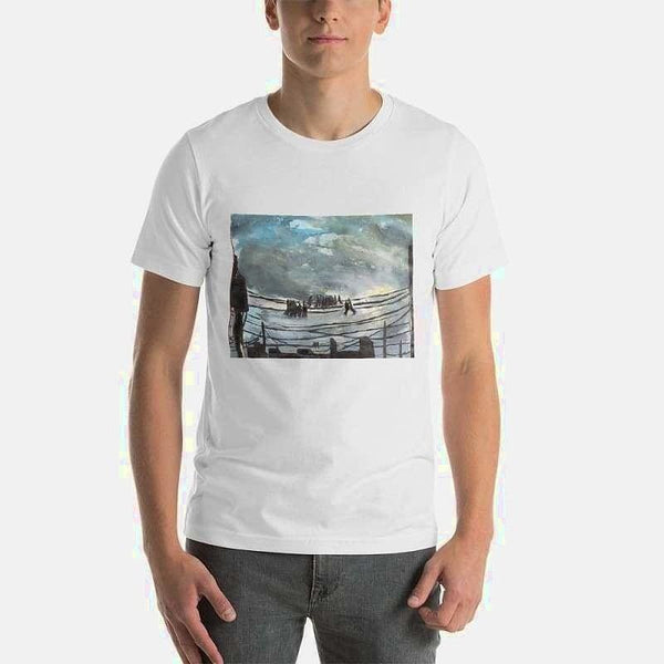 Short-Sleeve Unisex T-Shirt - White / XS