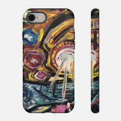 Tough Cases (Artist Ryan Karey) - iPhone 8 / Glossy - Phone Case