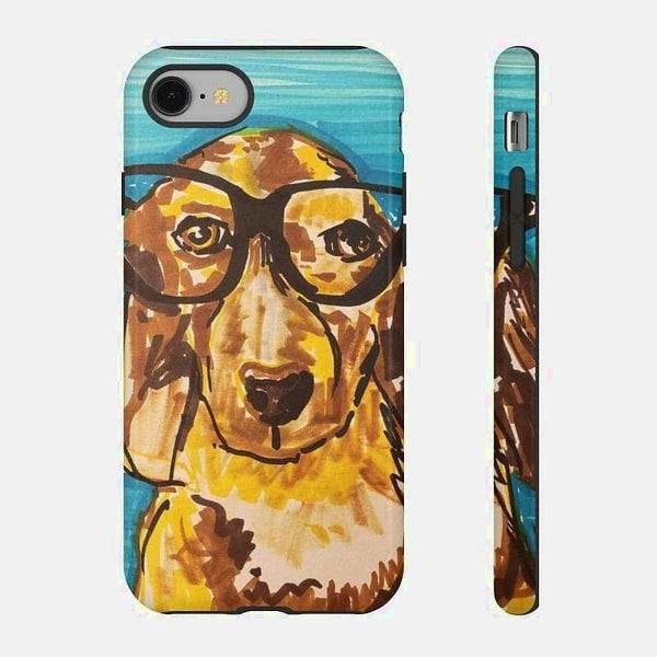 Tough Cases (Artistic Case by Samuel Gillis) - iPhone 8 / Glossy - Phone Case