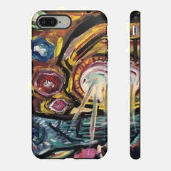 Tough Cases (Artist Ryan Karey) - iPhone 8 Plus / Glossy - Phone Case