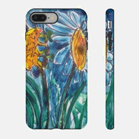Tough Cases ( Artistic Case by Samuel Gillis) - iPhone 8 Plus / Glossy - Phone Case