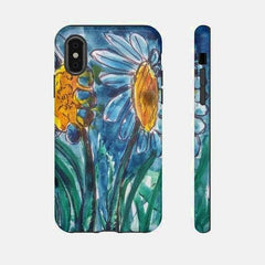 Tough Cases ( Artistic Case by Samuel Gillis) - iPhone X / Glossy - Phone Case