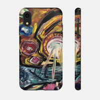 Tough Cases (Artist Ryan Karey) - iPhone XR / Glossy - Phone Case