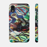 Tough Cases - iPhone XR / Matte - Phone Case