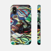 Tough Cases - iPhone XS / Glossy - Phone Case