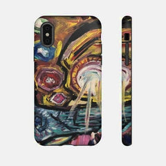Tough Cases (Artist Ryan Karey) - iPhone XS / Matte - Phone Case