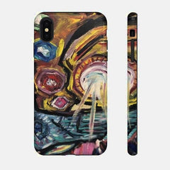 Tough Cases (Artist Ryan Karey) - iPhone XS MAX / Glossy - Phone Case
