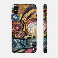 Tough Cases (Artist Ryan Karey) - iPhone XS MAX / Matte - Phone Case