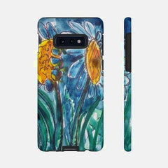 Tough Cases ( Artistic Case by Samuel Gillis) - Samsung Galaxy S10 Edge / Glossy - Phone Case
