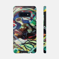 Tough Cases - Samsung Galaxy S10 Edge / Matte - Phone Case