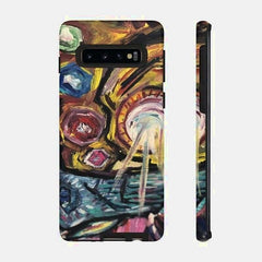 Tough Cases (Artist Ryan Karey) - Samsung Galaxy S10 / Glossy - Phone Case