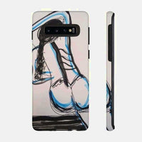 Tough Cases Artistic Case by Glendy X. Mattalia) - Samsung Galaxy S10 / Glossy - Phone Case