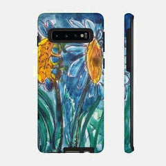 Tough Cases ( Artistic Case by Samuel Gillis) - Samsung Galaxy S10 / Glossy - Phone Case