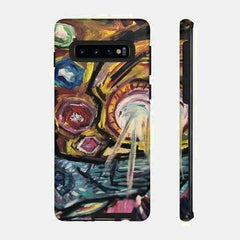 Tough Cases (Artist Ryan Karey) - Samsung Galaxy S10 / Matte - Phone Case
