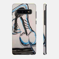 Tough Cases Artistic Case by Glendy X. Mattalia) - Samsung Galaxy S10 Plus / Glossy - Phone Case