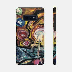 Tough Cases (Artist Ryan Karey) - Samsung Galaxy S10E / Glossy - Phone Case