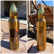 Load image into Gallery viewer, Military style bullet tumbler