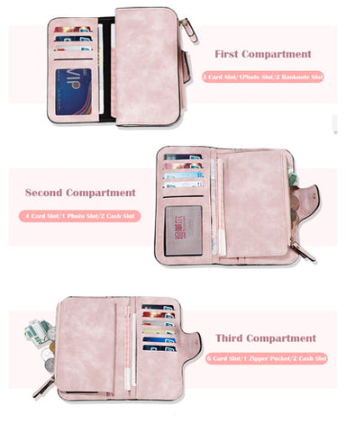 Multi Pocket Crossbody Phone Bag