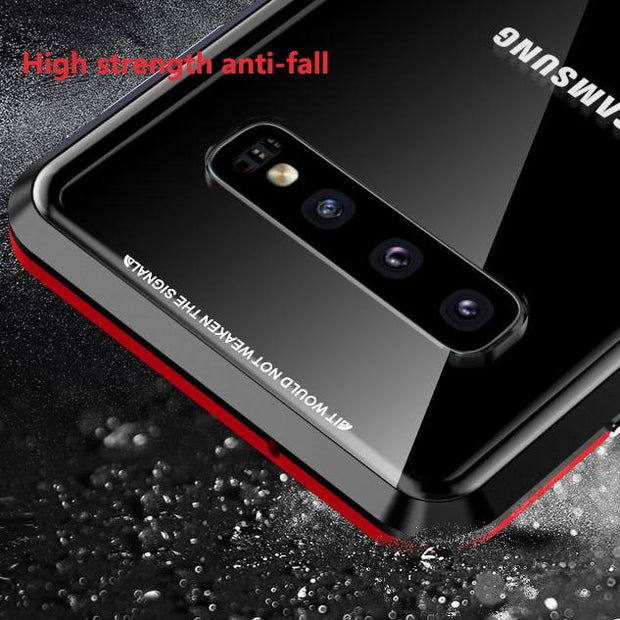 360° Full Body Protective Case+Soft HD Screen Protector For Samsung Galaxy Series