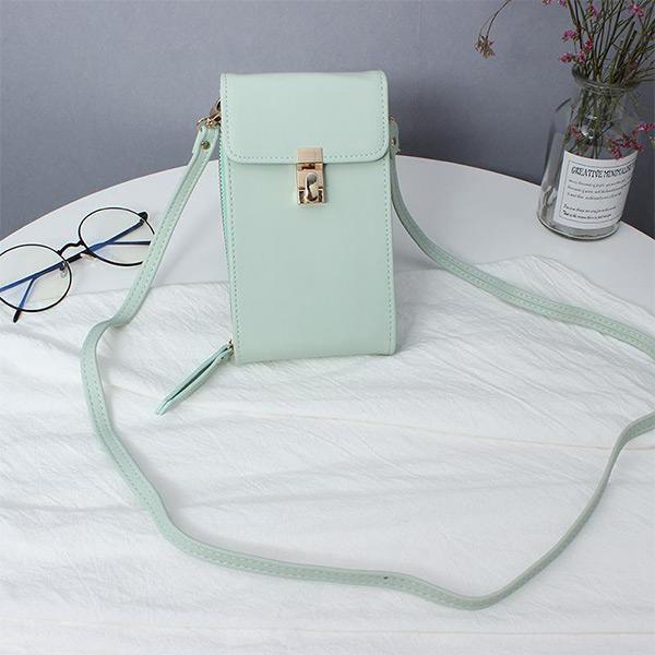 Mini Phone Coin Card Slot Crossbody Bag