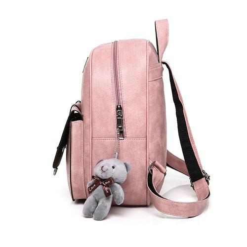 4PCS Elegant Backpack Set