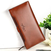 Women Oil Leather Ultrathin Wallet Bright PU Leather Purse Wallet 110215