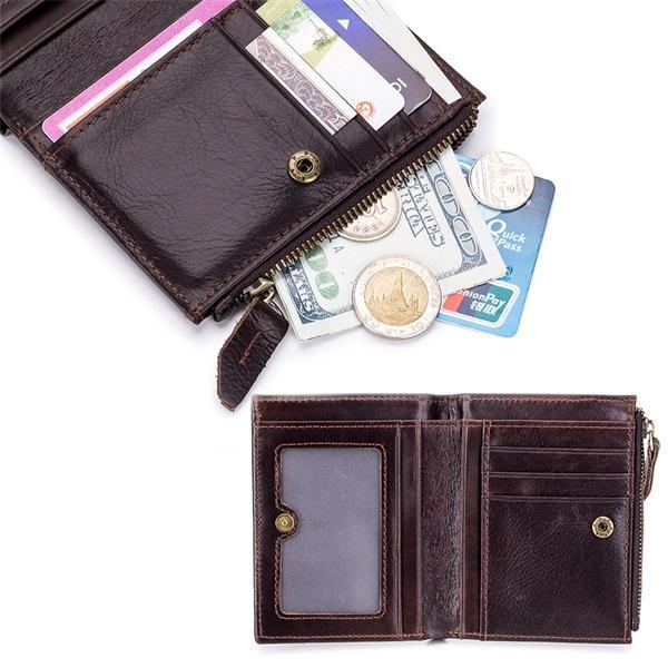 Vintage Cards WalletMan Wallet - Pierrebuy