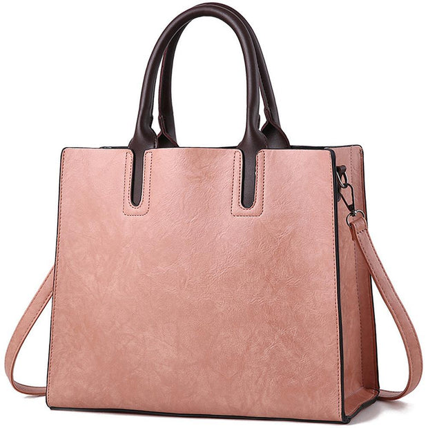 Top Handle Satchel Tote BagWomen Bags,Luggages - Pierrebuy