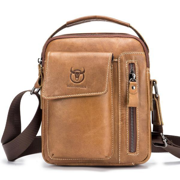 Men Retro Crossbody Bag