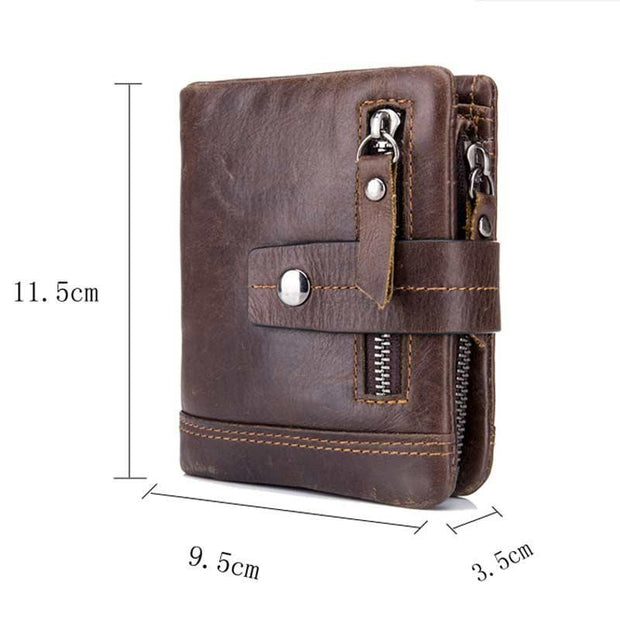 Men's Multifunctional Wallet Driver's License Pack Fashion Trend - Pierrebuy