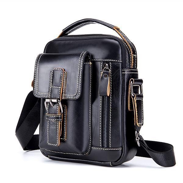 Pierrebuy _ Leather Business Bag_designer bags