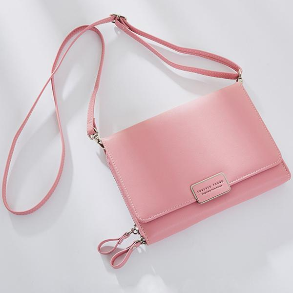 Pierrebuy _ Candy Color Shoulder Bag_designer bags