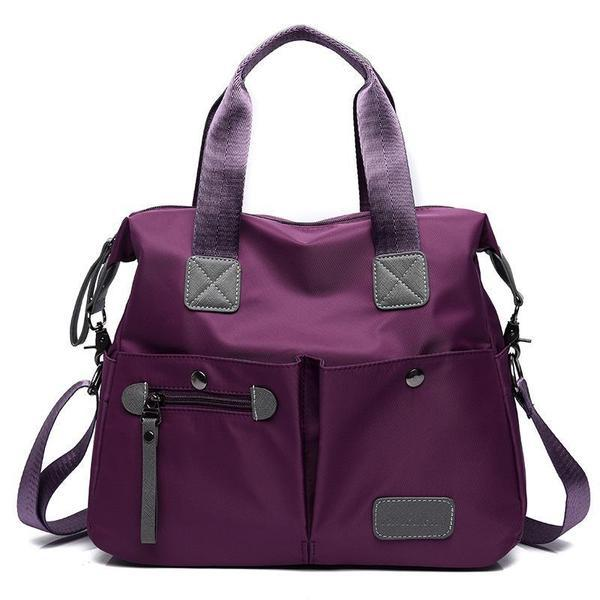 Waterproof Women Oxford Capacity Shoulder Bag(Buy 2 get -10% by code:BUY2)