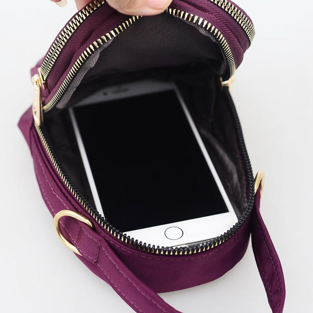 Pierrebuy _ Nylon Cell Phone Bag_designer bags