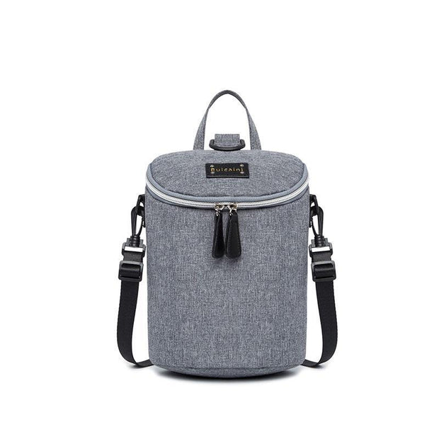 Pierrebuy _ Multi-function Mother Baby Insulation Handbag Backpack_designer bags
