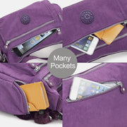 Waterproof Crossbody Bag ( checkout & enter CODE15 to enjoy 15% off)Women Bags,Luggages - Pierrebuy