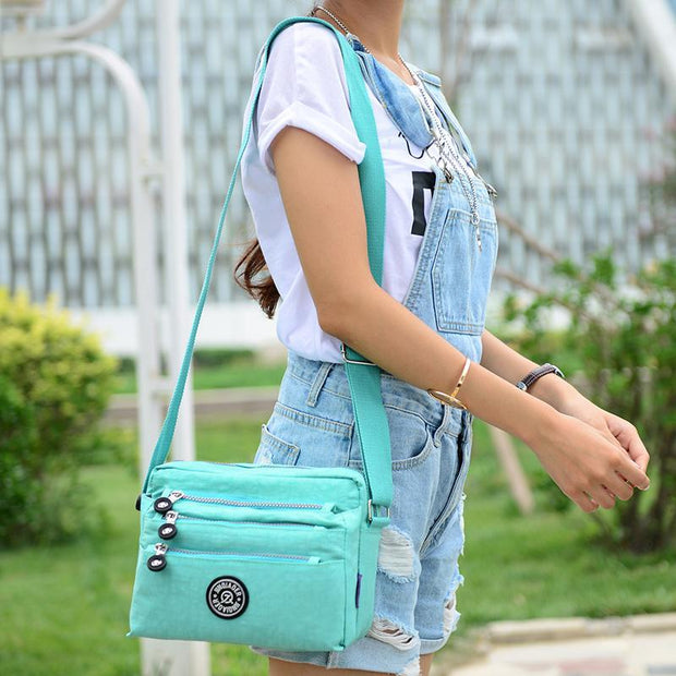 Pierrebuy _ Casual Nylon Shoulder Bag_designer bags