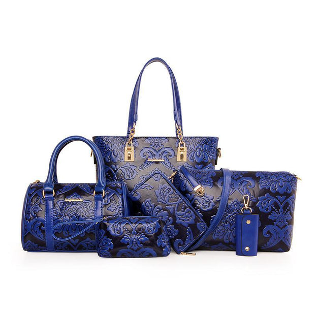 Pierrebuy _ 6PC/Set Female Handbag_designer bags