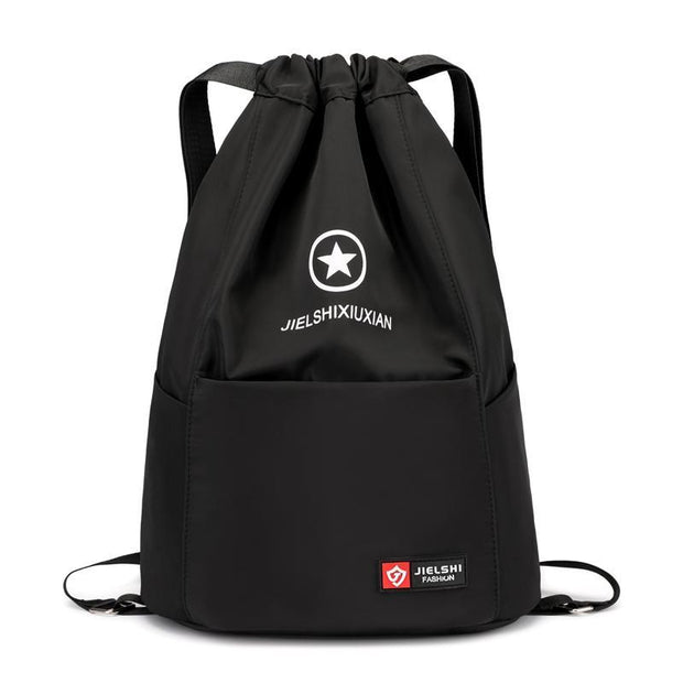 Waterproof Solid Backpack