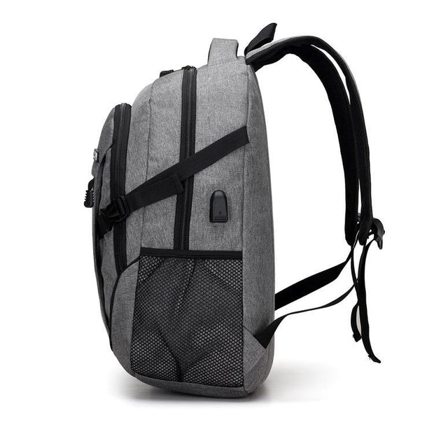 Pierrebuy _ Lightweight Laptop Backpack_designer bags