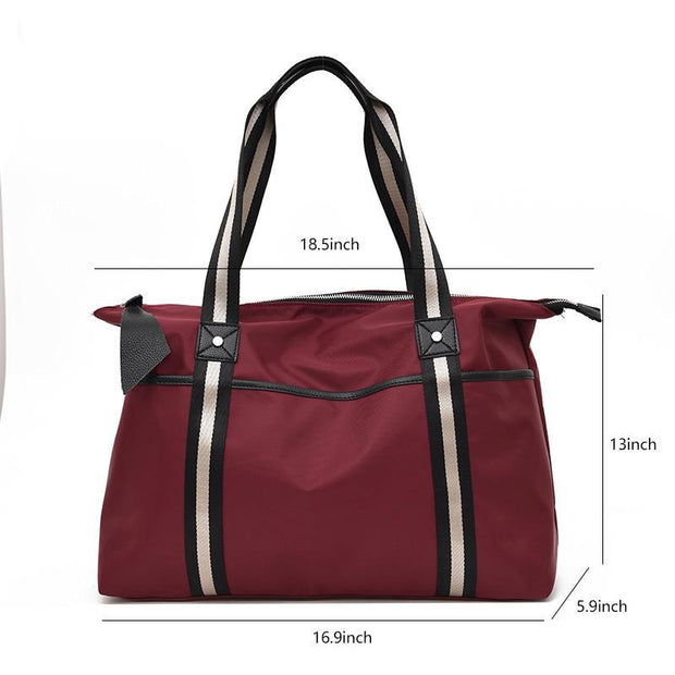 Pierrebuy _ Oxford Travel Shoulder Bag_designer bags