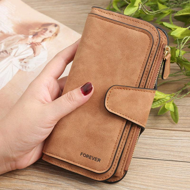 Retro Glamorous Multiple Slots Women Wallets (Second 35% off)