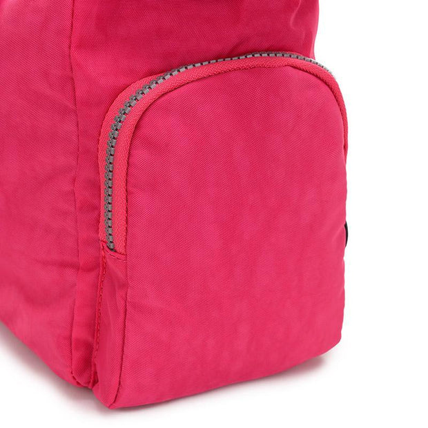 Waterproof Solid Crossbody Bag