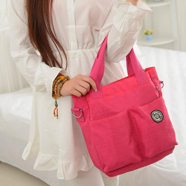 Pierrebuy _ Nylon  Waterproof Handbag_designer bags
