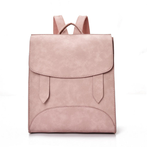Pierrebuy _ PU Leather Backpack