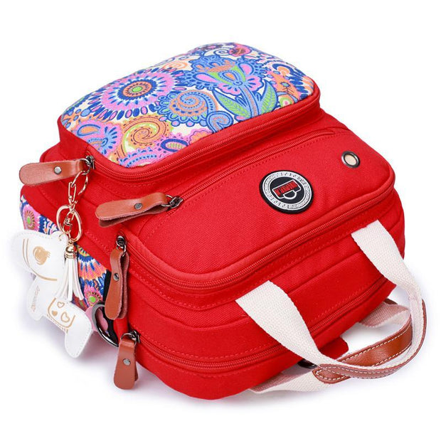 Pierrebuy _ Multifunction Nappy Travel Backpack_designer bags